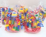 Great Lego Favor bags!