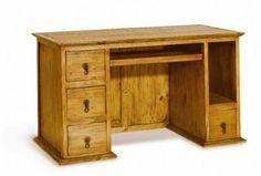 Pine Rustic Desk