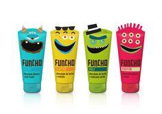 Funcho Chocolates on Behance