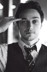 james mcavoy. he's has such a creamy accent. love him.