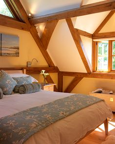 The second upstairs bedroom - 2010 The Woodhouse, Upstairs Bedroom, Build Your Own, Two By Two, House Design, Homes, Building, Furniture, Home Decor