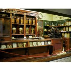 Victorian Store Interiors | William married Sarah Lydia Baker in 1876. By then he worked as a ...