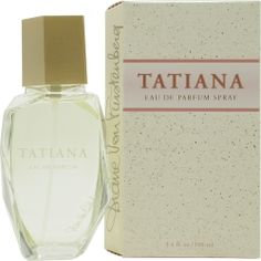 TATIANA Perfume by Diane von Furstenberg Remember this one? This was a '70s favorite of mine.