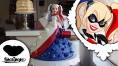 Harley Quinn | Doll Cake | DC Super Hero Girls