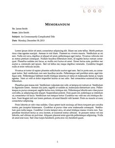 Professional formal letter latex template apontamentos pinterest business memo template image titled write a business memo step 28 fax cover sheet sample resignation letter sample thank you letter spiritdancerdesigns