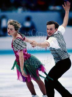 Ice Dance, Figure Skating, Dean, Skate, Pairs, Skating