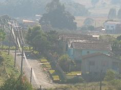 Rua 2 de Curiúva-PR.