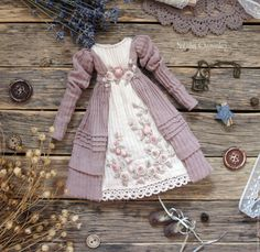 Buy A set of clothes for a textile doll Mar . Sewing Doll Clothes, Sewing Dolls, Doll Clothes Patterns, Barbie Clothes, Clothing Patterns, Diy Clothes, Moda Barbie, Barbie Mode, Barbie Dolls