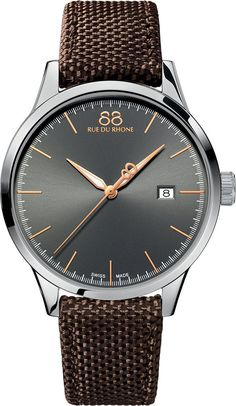 @88rdr  Watch Rive 41mm Mens #add-content #bezel-fixed #bracelet-strap-synthetic #brand-88-rue-du-rhone #case-material-steel #case-width-41mm #date-yes #delivery-timescale-1-2-weeks #dial-colour-grey #gender-mens #luxury #movement-quartz-battery #official-stockist-for-88-rue-du-rhone-watches #packaging-88-rue-du-rhone-watch-packaging #style-dress #subcat-rive-mens #supplier-model-no-87wa154109 #warranty-88-rue-du-rhone-official-2-year-guarantee #water-resistant-50m