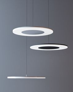 DISCÓBOLO pendant lamp :: Hugo Tejada for Mantra Iluminación