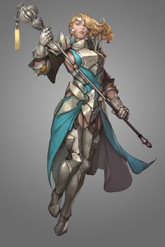 Artstation - character concept, b. fantasy women in 20 Female Character Concept, Character Design Cartoon, Fantasy Character Design, Character Design Inspiration, Character Art, Female Armor, Female Knight, Fantasy Women, Fantasy Girl