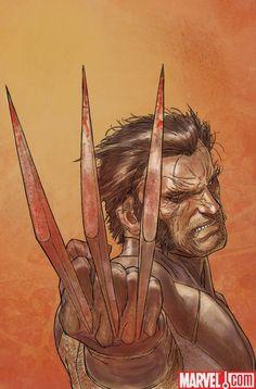 Wolverine by Ron Garney