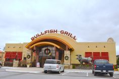 Bullfish Grill - Pigeon Forge