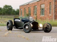 Speedway Motors Tribute T Kit - Street Rodder Magazine