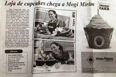 Loja de Cupcakes chega em Mogi Mirim por Isa Mara Ubaldini
