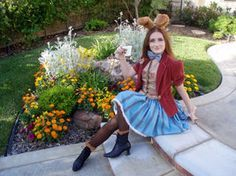 March Hare Costume Concept by ~jezzy on deviantART