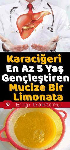 Karaciğeri Gençleştiren Limonata Tarifi #limonata #tarif #tarifler #karaciğer #sağlık