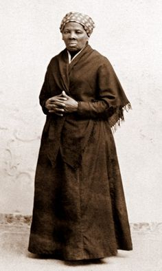 """[Harriet Tubman] became the only woman in U.S. history to plan and lead both white and black soldiers in such a military coup. [This] activity...caused black feminists in Roxbury, Massachusetts to organize themselves during the seventies as the Combahee River Collective. When Tubman died, she was given a military burial with honors. It is also Tubman's work as an abolitionist, advocate for women's suffrage, and care for the elderly that informs black feminist thought."" --Wilma…"