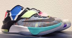 Check out Another Look at the Nike KD 7 What The