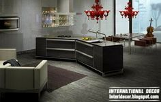 Japanese kitchen, cuisine, Japanese interior design