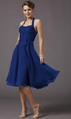 Kinda darker than I want, but it's hard to tell on the interwebs... Example Bridesmaid dress $89