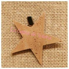 Glitter Rosa, Tela, Bobby Pins, Stars, Tejidos