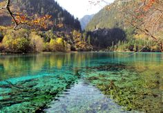 Jiuzhai Valley http://www.accesschinatravel.com/photo-v465-ngawa-jiuzhaigou-valley.html