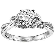 Diamond Engagement Ring $627