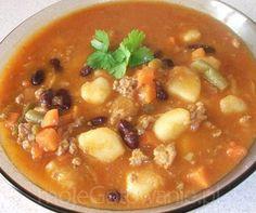 Zupa meksykańska -