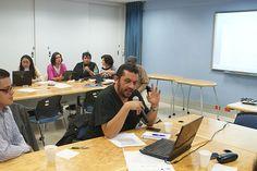 Presentación de la Mesa 4 - Mtro. Rodolfo García Ochoa. Seminario: Visiones sobre mediación tecnológica en educación, Sesión 2 - 11 de marzo de 2013.