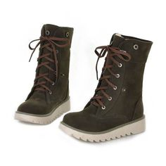 Cool Casual boots