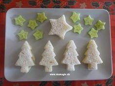 Weihnachtlicher Snack / Christmas Snack