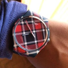#Swatch COLOR-KILT swat.ch/1s4Bdvn ©twistedingr3y