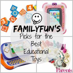 We're right in the thick of holiday shopping! Here are the top picks for educational toys you need to know about this year.