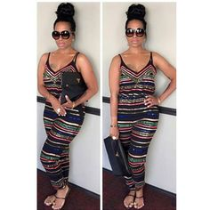 83a2796bfb28 New Design Sleeveless V Neck Black Long Pants Sexy Playsuit Cheap Jumpsuit  for Women Jumpsuit Rompers S M L XL L55153