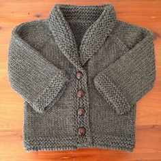 Got this one on the needles