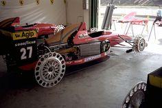 043 · 1992 · Budapest · Ferrari F92A