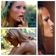 """Ursula Andress in """"Dr. No,"""" One of the most memorable swimsuit scenes of all time, the first-ever Bond girl is the epitome of a beach babe — her flirty lashes perfectly offset with a knife belt."""