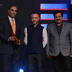 Greg Foster and Amit Syngle giving out the awards for the top 50 interior decorators and Architects in India The Fosters, Architects, Awards, Interior Decorating, Events, India, Top, Fictional Characters, Rajasthan India