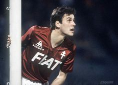 Patrick Battiston (FC Metz) Fc Metz, Fiat, Soccer, Athlete