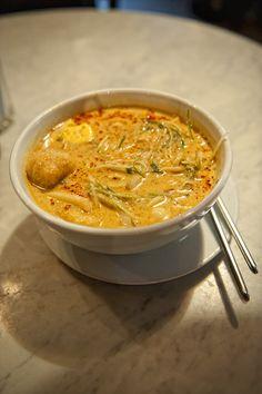 Mee Laksa Laksa, Drink, Ethnic Recipes, Food, Beverage, Essen, Meals, Yemek, Eten