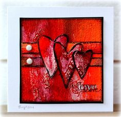 It´s my turn to hostess the MIX-ability challange on Splitcoaststampers  this week! It´s soon Valentine Day so this week my challenge is to...
