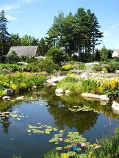 Gardening:Coastal Maine Botanical Gardens Sunny Botanical Gardens Design Tricks Real Estate Gardening Decor Home Exterior Decoration House Garden Ideas (2) 8 Design Tricks From Sunny Botanical Gardens