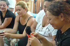 Se realizan talleres de educación sexual en el barrio El Pozo - #quevasaEstudiar