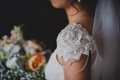 Love every detail #weddingdress
