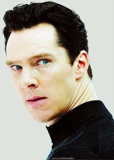 Benedict Cumberbatch in Star Trek
