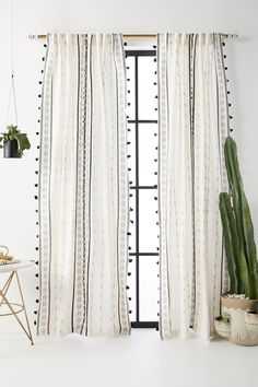 Araya Curtain | Anthropologie