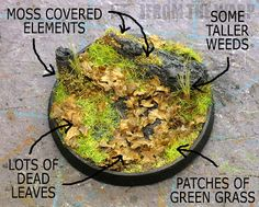 From the Warp: Making wood themed bases is easy to do