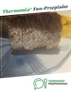 Kopiec kreta jest to przepis stworzony przez użytkownika Gladzinka. Ten przepis na Thermomix<sup>®</sup> znajdziesz w kategorii Słodkie wypieki na www.przepisownia.pl, społeczności Thermomix<sup>®</sup>. Tiramisu, Ethnic Recipes, Food, Thermomix, Crete, Meal, Eten, Meals, Tiramisu Cake