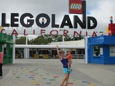 Lego Land California Review.  Great Family Fun